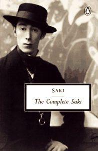 Penguin Complete Saki Cover