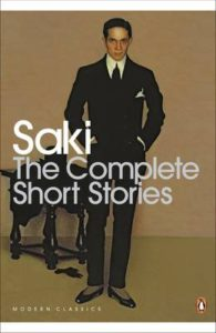 Penguin Saki Complete Stories Cover