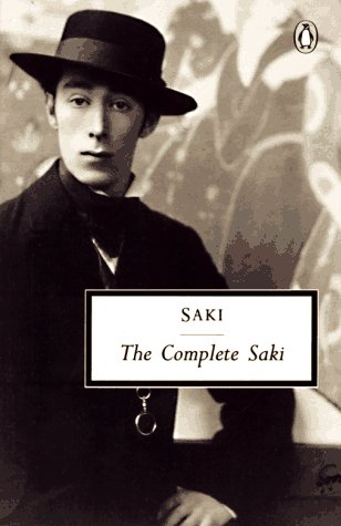 Cover of the Penguin Complete Saki
