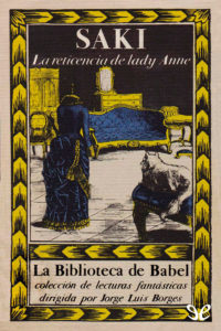 Cover of La reticencia de Lady Anne
